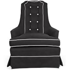 Skirted Vanity Chair Furniture Helen Davis Interior Design