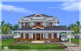 Large Luxury Home Plans by Luxury House Plans With Photos In Kerala