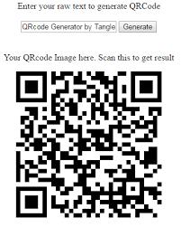 Qr Code Generator Generate Qr Code In Codeigniter