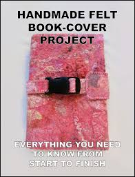 felt by zed book cover project