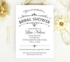 Inexpensive Bridal Shower Invitations Bridal Shower Invitations Lemonwedding