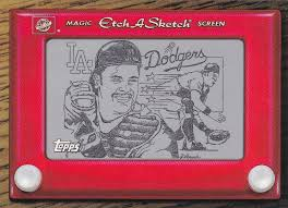 completed insert set u2013 1998 topps etch a sketch lifetime topps