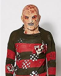 Ms Krueger Halloween Costume Freddy Krueger Size Costume Nightmare Elm