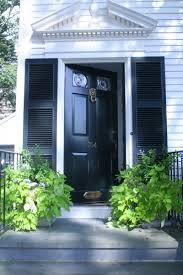 Colonial Exterior Doors Entry Doors Colonial Shutterworks