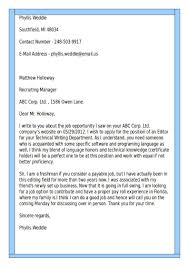 example of resume letter resume example and free resume maker