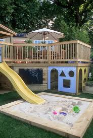 Backyard Jungle Gym by Design Idea Landscaping Ideas Backyard Jungle Gym