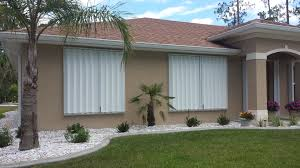 accordion shutters u2013 eddy storm protection