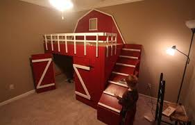 Barn Bunk Bed Barn Bed Barn Bed Favorite Places Spaces Pinterest