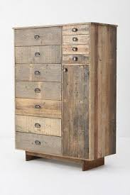 narrow cabinet with drawers cabinet with many small drawers foter modern throughout 2