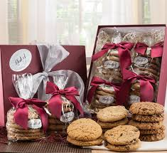 cookie gift boxes cookie gift baskets for men and women or any occasion