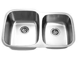 kitchen sink model undermount double kitchen sink 60 40 model 503cl universal