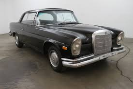 classic mercedes coupe 1967 mercedes benz 250se sunroof coupe beverly hills car club