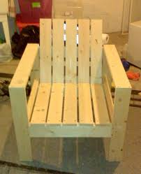Diy Wooden Deck Chairs by Knock It Off This Diy Life