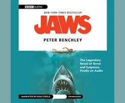 Peter Benchely - jaws audiobook by peter benchley hoopla digital