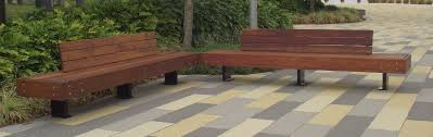 introducing our new timber seating the northshore range park