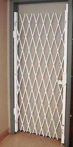 Patio Door Security Gate For Residential Applications Folding Security Gate