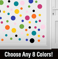 color combo create your own polka dot color combination decal venue