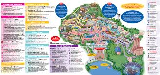 printable map disneyland paris park park maps 2011 photo 4 of 4