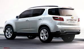 chevrolet trailblazer white chevrolet u0027s all new trailblazer suv debuts edit might come to
