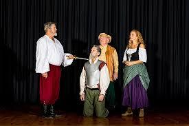 theatre review u0027disney u0027s mermaid u0027 damascus theatre