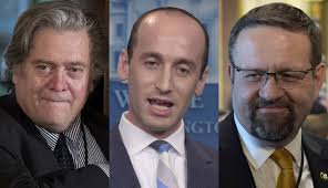 stephen drucker caucus leaders call on trump to fire steve bannon stephen miller