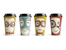 take away coffee cup u2014 the dieline packaging u0026 branding design