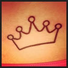 best 25 simple crown tattoo ideas on pinterest crown tattoos