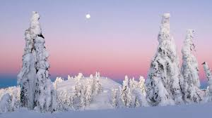 moon frozen nature nature hd wallpapers download