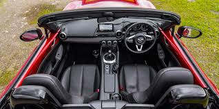 vehicle top view 2016 mazda mx 5 top view interior 6708 cars performance