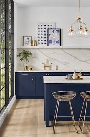 best navy blue paint color for kitchen cabinets sherwin williams naval navy blue paint color of the year