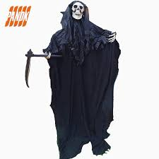 aliexpress com buy scary sickle grim reaper halloween props