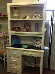 Desk And Bookshelf Combo Desk Bookcase Combo Rincon Thrift Shop