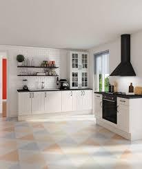 cuisine blanche brillante cuisine blanche brillante ou mate cuisine idées de décoration