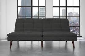 zipcode design makenzie convertible sofa u0026 reviews wayfair