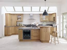 woodgrain kitchens
