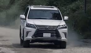 lexus lx 2016 drive test safest suv awd best midsize suv