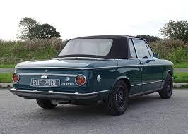bmw 2002 baur cabriolet 1973 bmw 2002 at auction 1996704 hemmings motor