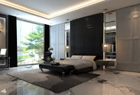 elegant contemporary master bedroom designs in house decor plan