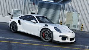 Porsche 911 White - white gt3 rs2 dangeruss net