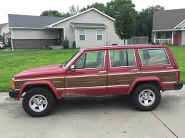 1988 jeep wagoneer jeep wagoneer for sale in kansas sj usa classified ads