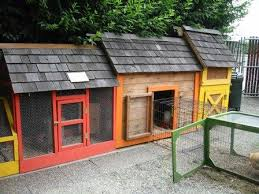 10 attractive and fascinating urban chicken coops for city