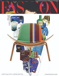 iconic chairs fashion ch07 paul smith limited edition shell chair suite news