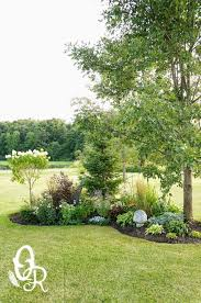 Landscaping Ideas Around Trees Awesome Picture Of Berm Landscaping Ideas Fabulous Homes