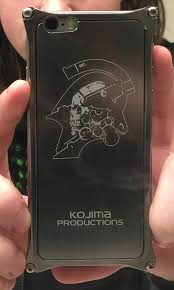 mgs 5 amazon black friday new kojima productions iphone 6 6s case finally delivered today