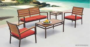 Types Of Patio Furniture by 5 Types Of Common Outdoor Furniture In Singapore Mondecasa