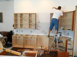 How To Install Kitchen Cabinet Cost To Install New Kitchen Cabinets Install Kitchen Cabinets Cost