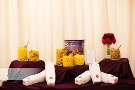 Garretts Popcorn Wedding Favors by Wedding Late Snacks Popcorn Sliders And Milk And Cookies