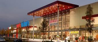 our shopping centres