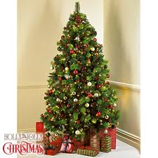 buy spruce traditional tree 7ft at home bargains