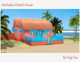 mod the sims barbados chattel house no cc